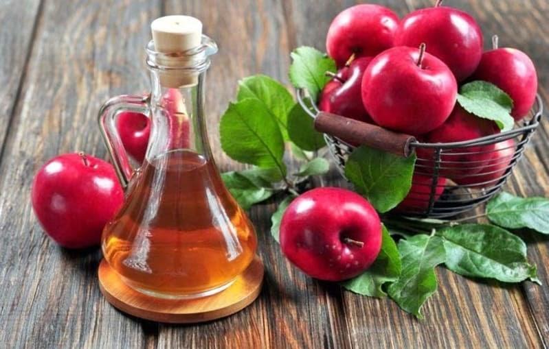 Điều trị bằng giấm táo có thể mang lại hiệu quả tốt