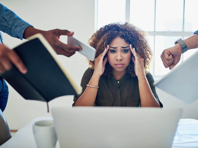 Stress gây mất cân bằng nội tiết tố tăng nguy cơ mắc bệnh
