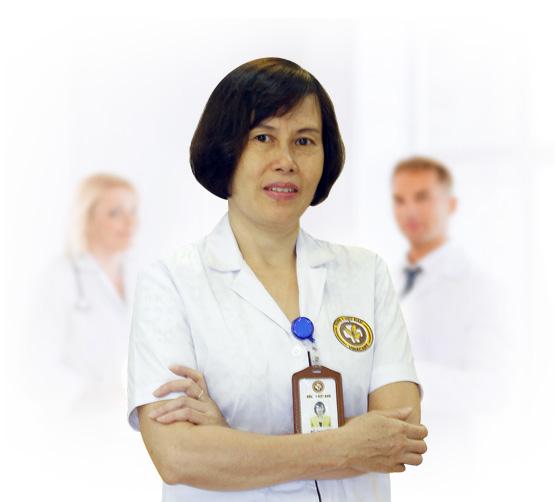 Thạc sĩ, bác sĩ Đỗ Thanh Hà- Giám đốc Trung tâm Sản Phụ khoa Đông y Việt Nam