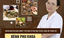 Hoạt động tư vấn trực tuyến cung cấp kiến thức chữa và phòng tránh các bệnh về phụ khoa của Trung tâm Phụ khoa Đông y Việt Nam