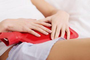 Giữ ấm cho vùng bụng là cách tốt nhất để giảm đau bụng kinh