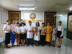 Trung tâm Phụ khoa Đông y Việt Nam là đơn vị đi tiên phong trong điều trị phụ khoa bằng y học cổ truyền