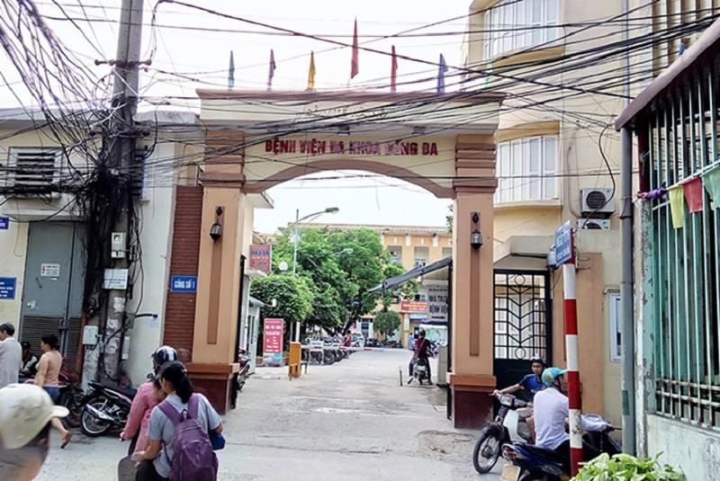 Bệnh viện đa khoa Đống Đa có chất lượng chữa viêm âm đạo ở Hà Nội tốt