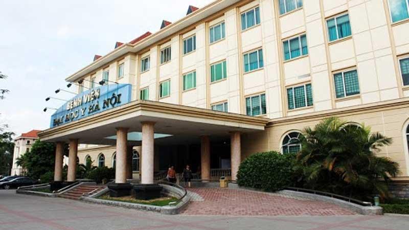 Bệnh viện Đại học Y Hà Nội - Địa chỉ khám và điều trị viêm lộ tuyến cổ tử cung