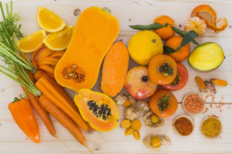 Nhóm dinh dưỡng thực vật Carotenoids vừa bổ sung chất xơ, vitamin, khoáng chất vừa tăng cường đề kháng