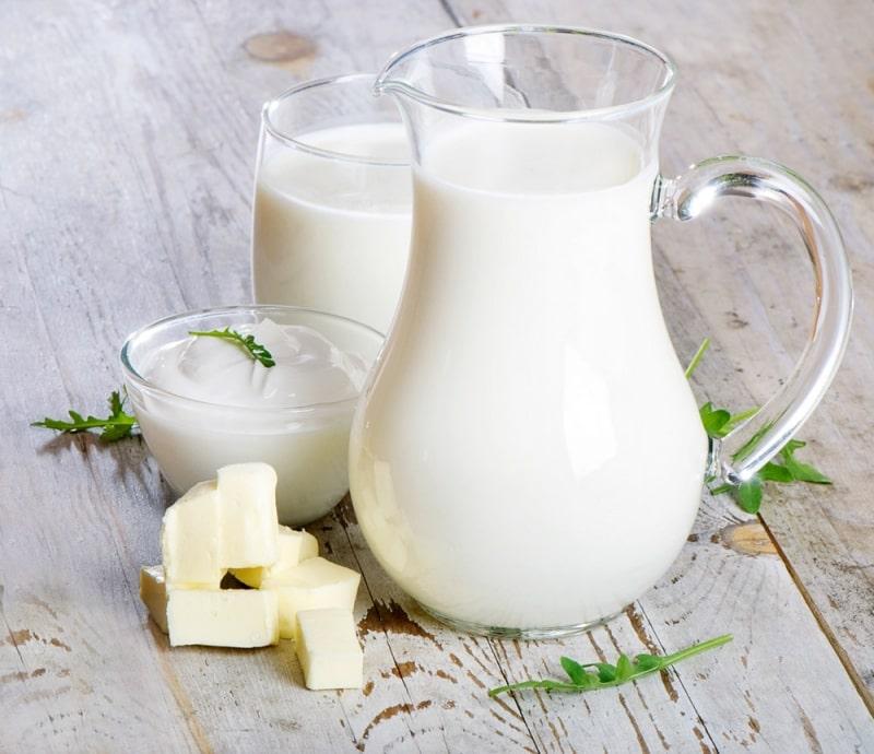 Các loại sữa ít béo giúp kháng viêm rất tốt