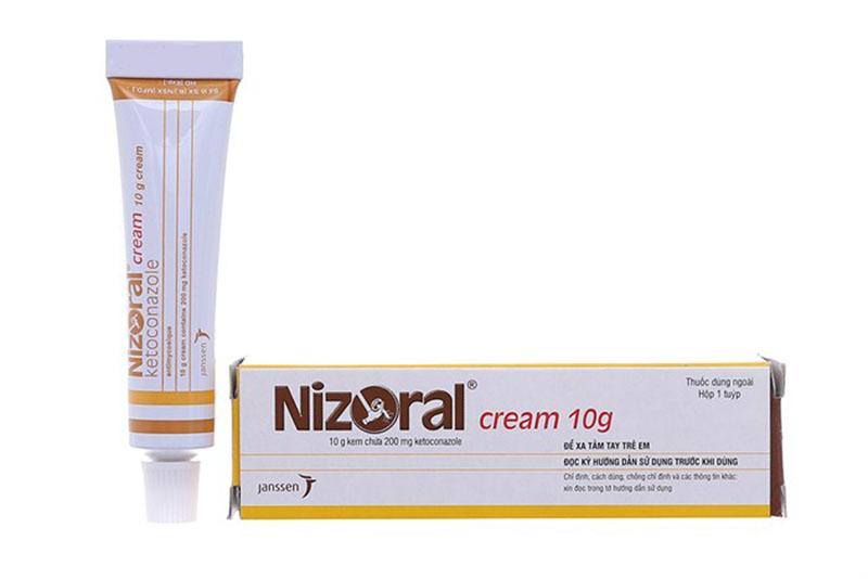 Nizoral được sử dụng trong các trường hợp bị nhiễm trùng