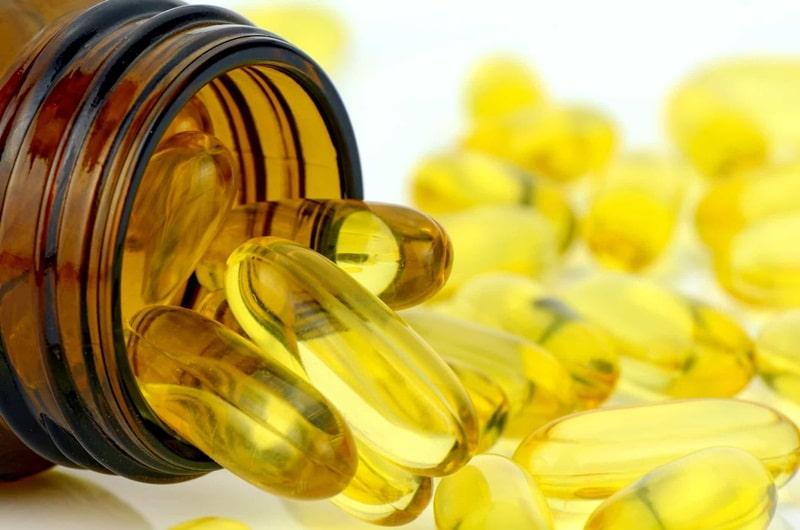 Vitamin E cũng có dạng viên đặt
