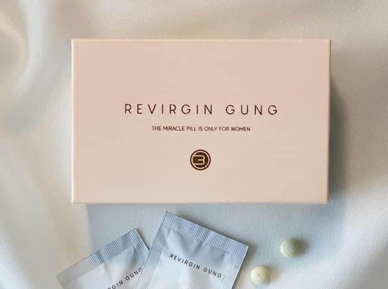 Re Virgin Gung Bq Cell là dòng sản phẩm cao cấp đến từ Hàn Quốc