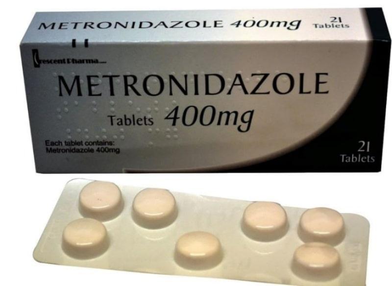 Metronidazole là thuốc kháng sinh có tác dụng mạnh