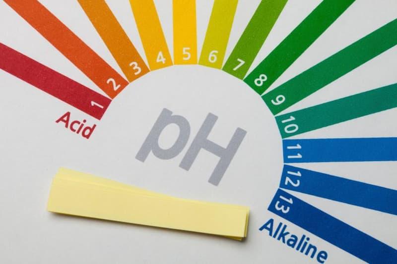 Đo độ pH âm đạo được sử dụng trong chẩn đoán bệnh