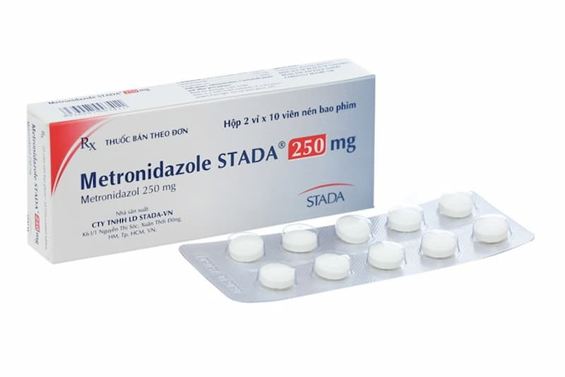 Metronidazole được sử dụng phổ biến trong điều trị viêm âm đạo do tạp khuẩn
