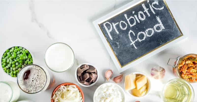 Người bệnh nên bổ sung các loại thực phẩm giàu probiotic
