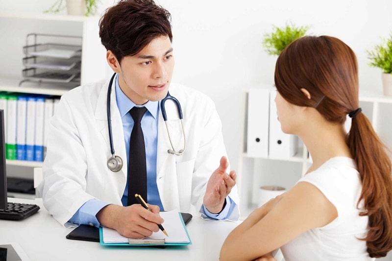 Bệnh nhân cần sớm đi thăm khám khi thấy những biểu hiện bất thường