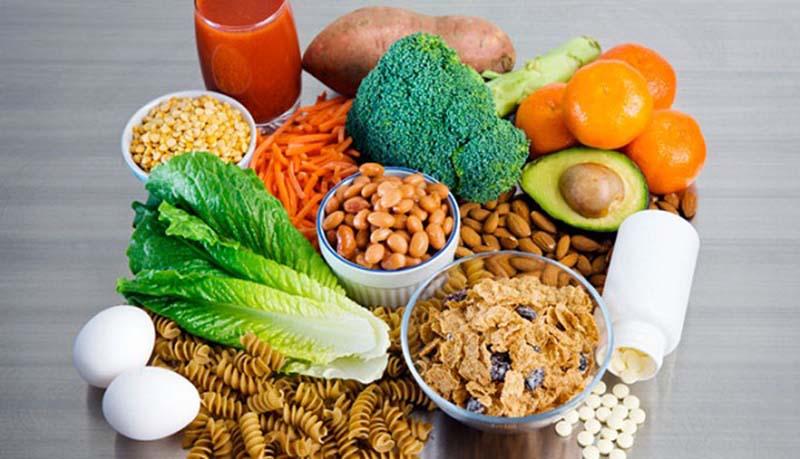 Người bệnh viêm lộ tuyến cần xây dựng một thực đơn ăn uống khoa học, lành mạnh
