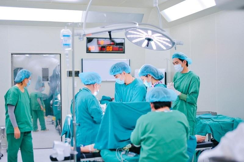 Phương pháp ngoại khoa được sử dụng khi dùng thuốc không mang lại hiệu quả