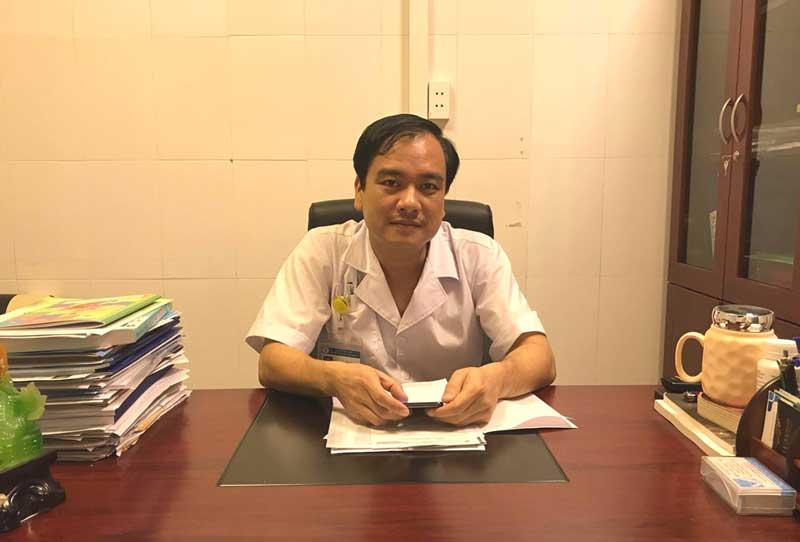 Bác sĩ Thắng là một trong những bác sĩ chữa viêm lộ tuyến giỏi