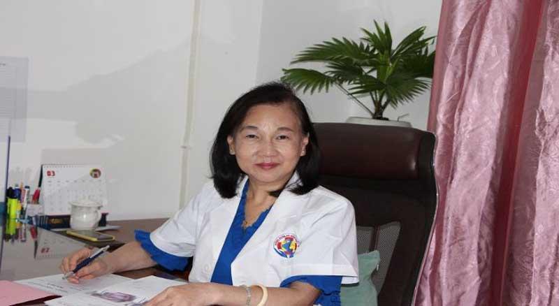 Bác sĩ Mai đã có nhiều năm kinh nghiệm trong điều trị viêm lộ tuyến