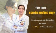 Lương y Nguyễn Khương Thụy hơn 20 năm nghiên cứu lương dược, bốc thuốc chữa phụ khoa