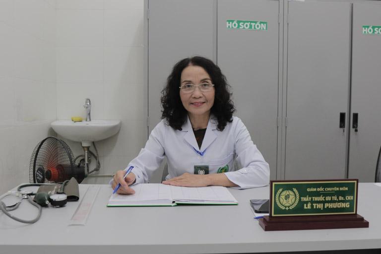 Bác sĩ Phương là một người có nhiều năm kinh nghiệm trong điều trị viêm phụ khoa