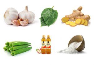 Các nguyên liệu chữa bệnh thường có giá thành rẻ, dễ mua và an toàn cho sức khỏe vùng kín.