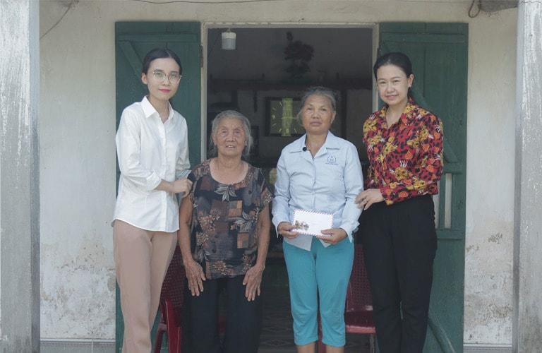 Chuyến thiện nguyện vào ngày 27/09/2020 tới Kiến Xương, Thái Bình