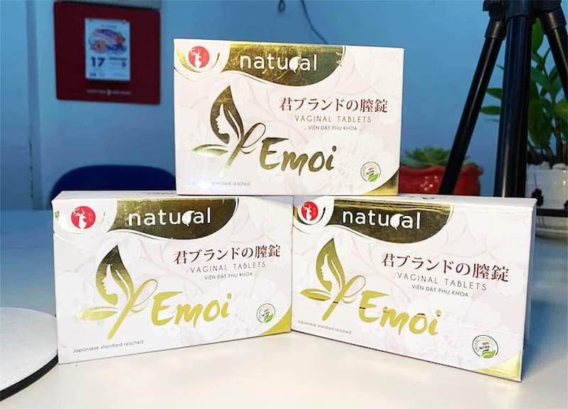 Emoi là sự kết hợp hài hòa của các loại tinh chất thảo dược tự nhiên