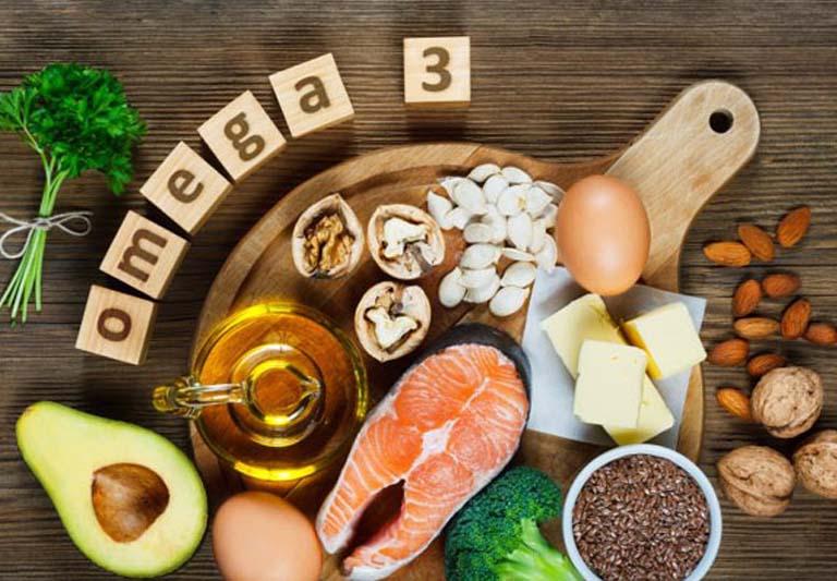 Các loại thực phẩm chứa omega tự nhiên rất tốt cho sức khỏe phụ nữ.