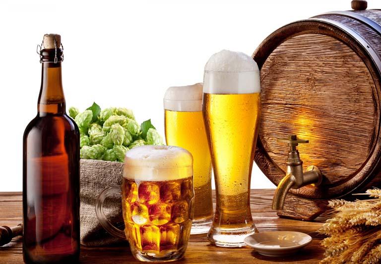 Tránh tuyệt đối bia rượu để bảo vệ sức khỏe.