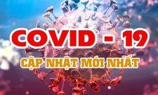 DIỄN BIẾN COVID-19 [CẬP NHẬT MỚI NHẤT] từ BỘ Y TẾ: Ngày 8/5/2021