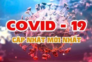 Cập nhật COVID-19 theo Bộ Y Té