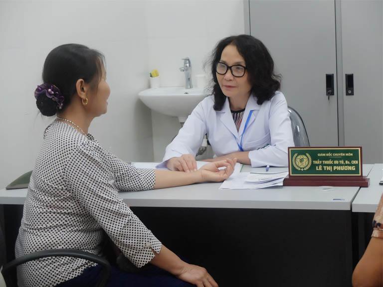 Trước khi áp dụng bất kì phương pháp chữa bệnh nào cần tham khảo ý kiến bác sĩ
