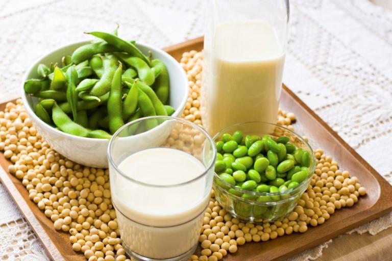 Đậu và các chế phẩm từ đậu rất tốt cho sức khỏe sinh sản phái nữ