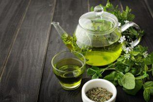 Cải thiện đa nang buồng trứng với nước trà xanh