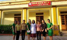 Trung tâm Phụ Khoa Đông y tổ chức hội Thảo Tư Vấn Sức Khỏe Phụ Khoa Tại Xã Tây Sơn, Tỉnh Thái Bình