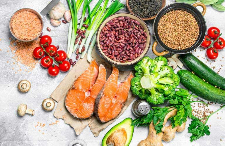 Xây dựng chế độ ăn uống hợp lý để nâng cao sức khỏe, phòng bệnh hiệu quả