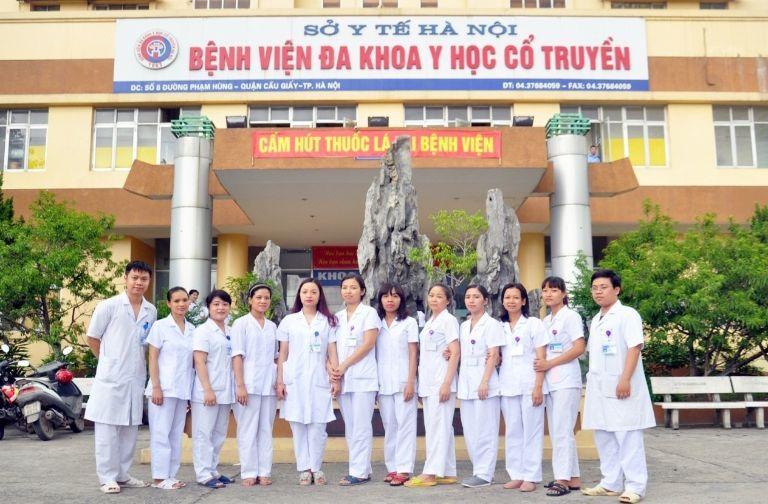 Điều trị đa nang buồng trứng theo phương pháp Đông y tại Bệnh viện Y học cổ truyền
