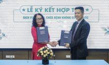 Ký kết hợp tác sử dụng dịch vụ chữa bệnh Phụ khoa không dùng thuốc giữa TT Phụ khoa Đông y Việt Nam và TT Đông phương Y pháp
