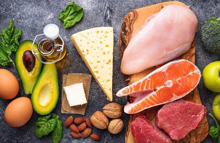 Xây dựng chế độ dinh dưỡng phù hợp giảm hiện tượng mệt mỏi khi bị rong kinh.
