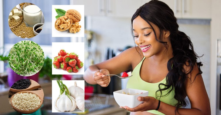 Kết hợp ăn uống khoa học và chế độ sinh hoạt lành mạnh giúp nhanh chóng chữa bệnh tắc vòi trứng đoạn loa