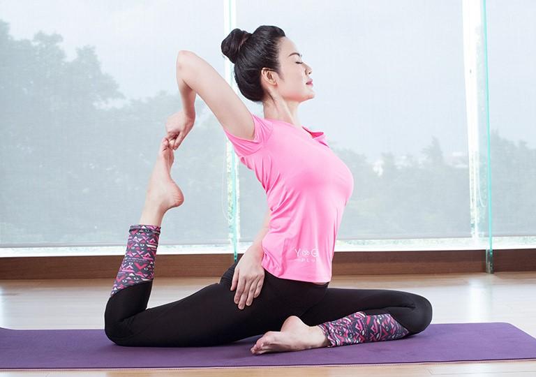 Kết hợp luyện tập yoga thường xuyên trong quá trình điều trị giúp bệnh nhanh khỏi