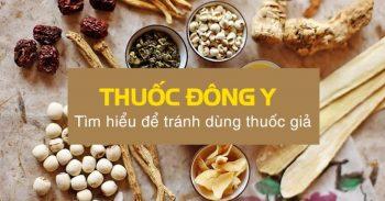 Nguyên liệu chính của Đông y là các loại thảo dược an toàn, lành tính