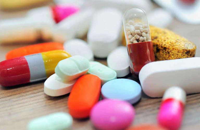 Mẹ bầu có thể sử dụng thuốc Tây để chữa trị theo hướng dẫn của bác sĩ