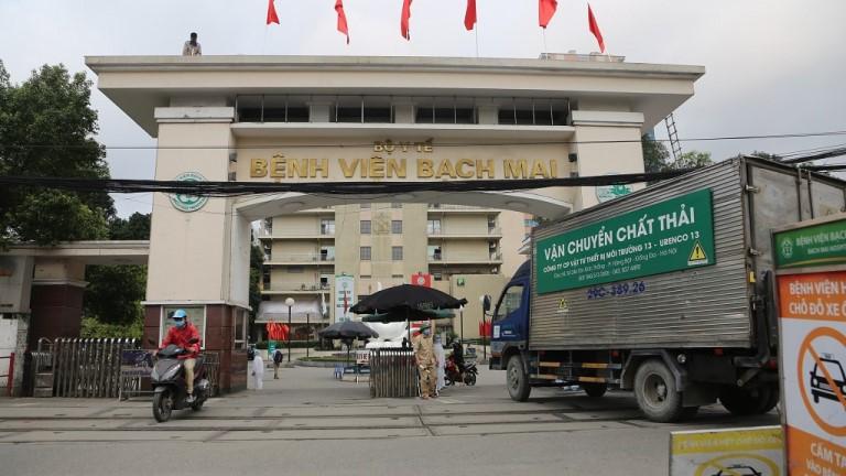 Bạch Mai là bệnh viện đầu tiên trong cả nước nhận danh hiệu đặc biệt