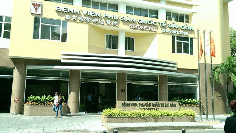 Khám tắc vòi trứng ở đâu? - Trải nghiệm bệnh viện Phụ Sản Quốc tế Sài Gòn để cảm nhận chất lượng, dịch vụ tốt nhất