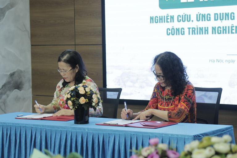 Ký kết hợp tác chuyển giao bài thuốc YHCT giữa hai đơn vị