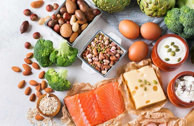 Bổ sung dinh dưỡng giúp tăng khả năng mang thai cho chị em