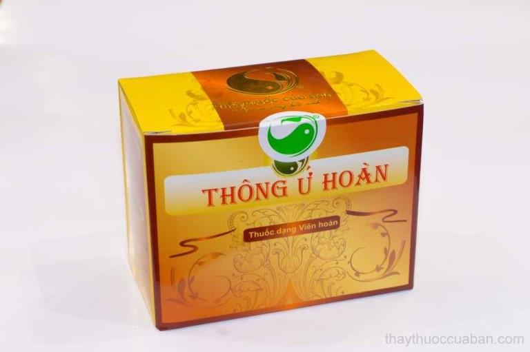 Lương y Nguyễn Hữu Toàn chữa tắc vòi trứng bằng thuốc Thông ứ hoàn