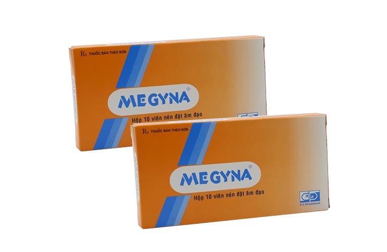 Thuốc đặt âm đạo trị nấm Megyna