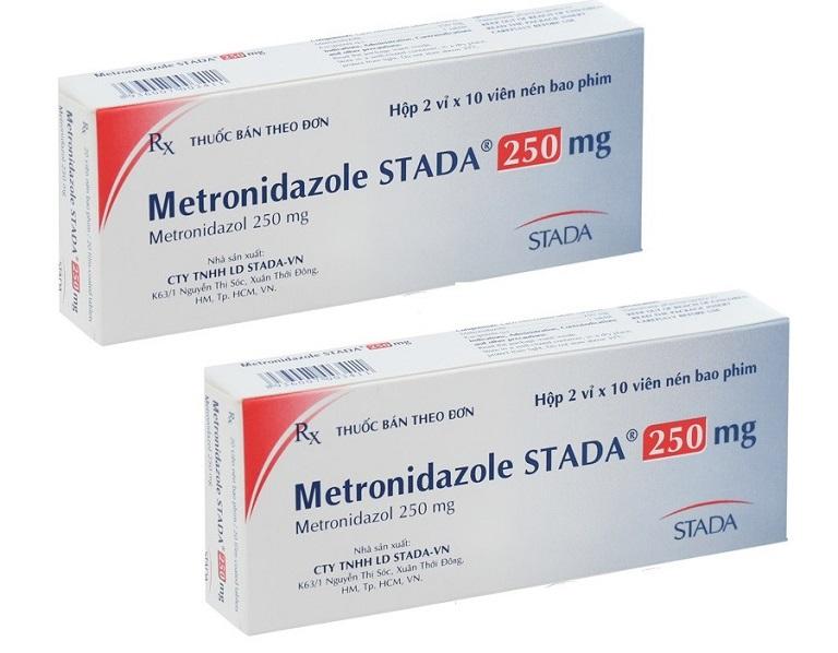 Diệt nấm, kháng viêm với thuốc đặt Mebines